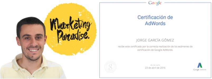 curso adwords profesor