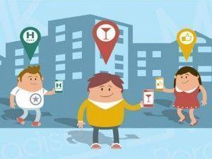 Negocios locales ¡Es la hora de Foursquare!