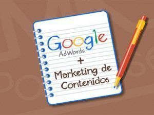 El papel de Google Adwords en el marketing de contenidos