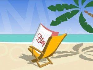 Prepara tu blog para el verano en 5 pasos