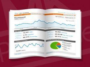 5 cosas que te dice Analytics sobre el diseño  de tu blog