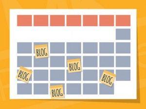 Calendarios para blogs: Todo lo que debes saber