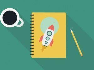 Cómo crear un blog corporativo legendario: Guía + Infografía